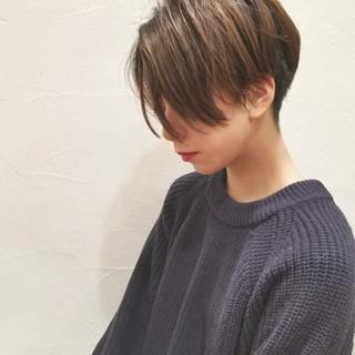 モード 外国人風 スポーツ 黒髪 ヘアスタイルや髪型の写真・画像