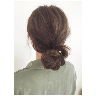 ヘアアレンジ ショート 大人かわいい 夏 ヘアスタイルや髪型の写真・画像 ヘアスタイルや髪型の写真・画像