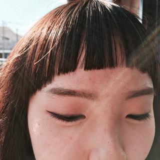 たけしさんのヘアスナップ