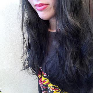 市販でもできる【ネイビーブラック】暗髪向きおすすめカラー5選♡