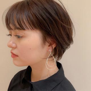簡単スタイリング 外国人風 透明感 デート ヘアスタイルや髪型の写真・画像