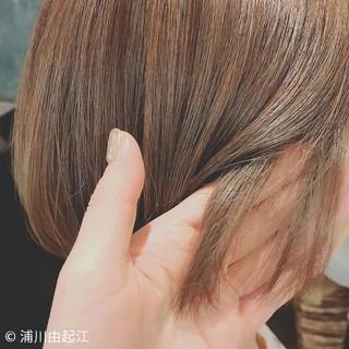 グラデーションカラー ゆるふわ モード ハイライト ヘアスタイルや髪型の写真・画像 ヘアスタイルや髪型の写真・画像