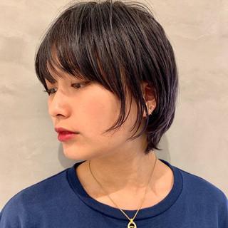 ストリート 似合わせカット ショート 阿藤俊也 ヘアスタイルや髪型の写真・画像