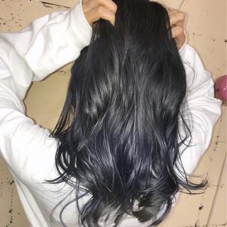 透明感 ハイトーン ブリーチ ミディアム ヘアスタイルや髪型の写真・画像