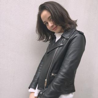 ラフ かっこいい ストリート 暗髪 ヘアスタイルや髪型の写真・画像