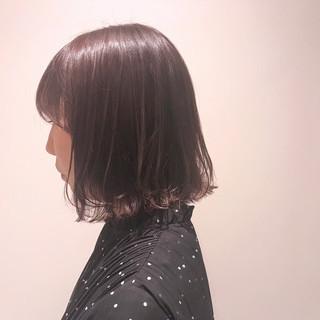 モテ髪 ナチュラル アンニュイほつれヘア 透明感カラー ヘアスタイルや髪型の写真・画像