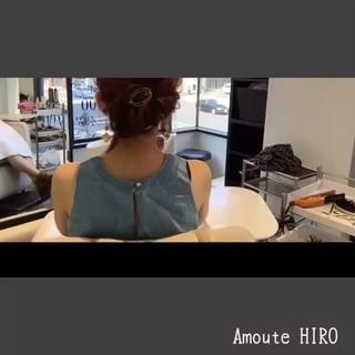 ミディアム ルーズ ガーリー 大人かわいい ヘアスタイルや髪型の写真・画像