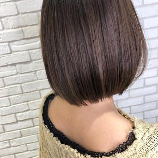 ナチュラル 髪質改善トリートメント オフィス サイエンスアクア ヘアスタイルや髪型の写真・画像