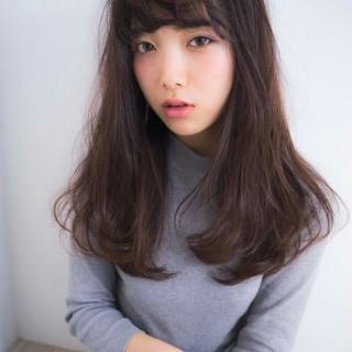 簡単ヘアアレンジ ストリート 黒髪 アッシュ ヘアスタイルや髪型の写真・画像 ヘアスタイルや髪型の写真・画像
