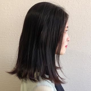 前下がりショート 黒髪ショート ショート ショートパーマ ヘアスタイルや髪型の写真・画像 | 高橋 幸嗣 / Befine