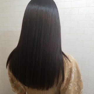 艶髪 縮毛矯正名古屋市 ロング ストカール ヘアスタイルや髪型の写真・画像