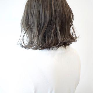 デート こなれ感 外ハネ 外国人風カラー ヘアスタイルや髪型の写真・画像