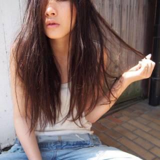 外国人風 ピンク ストリート ゆるふわ ヘアスタイルや髪型の写真・画像