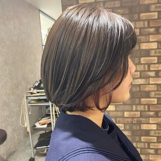 ダメージレス ブリーチ必須 インナーカラー イルミナカラー ヘアスタイルや髪型の写真・画像