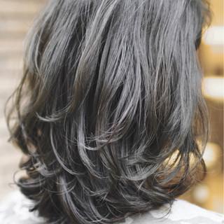 ハイライト ボブ ガーリー 外国人風 ヘアスタイルや髪型の写真・画像