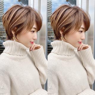 島本 涼雅さんのヘアスナップ