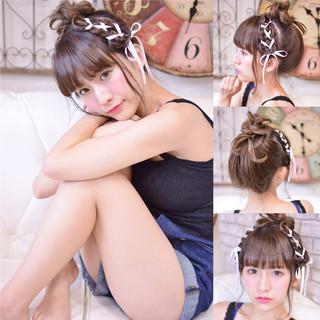 Shiko Kajiharaさんのヘアスナップ