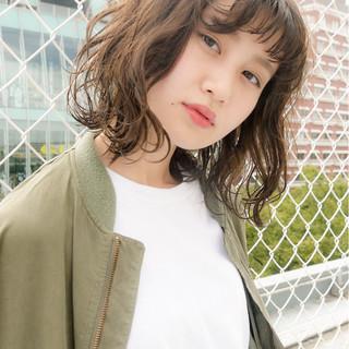 かわいい ゆるふわ フェミニン 秋 ヘアスタイルや髪型の写真・画像
