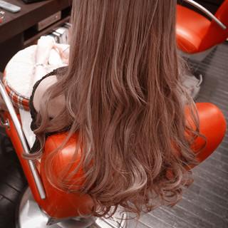 パーマ アッシュ 渋谷系 外国人風 ヘアスタイルや髪型の写真・画像