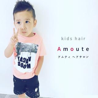 坊主 ストリート 夏 子供 ヘアスタイルや髪型の写真・画像 ヘアスタイルや髪型の写真・画像