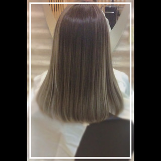 ロング ナチュラル 大人ヘアスタイル 髪質改善トリートメント ヘアスタイルや髪型の写真・画像