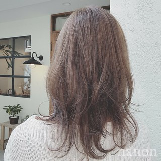 デート ナチュラル ゆるふわ 大人かわいい ヘアスタイルや髪型の写真・画像
