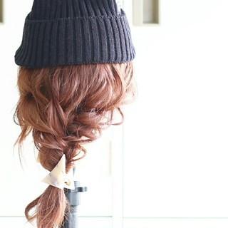 簡単ヘアアレンジ ミディアム 大人かわいい ヘアアレンジ ヘアスタイルや髪型の写真・画像