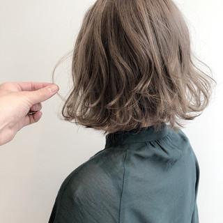 簡単ヘアアレンジ ボブ ヘアアレンジ デート ヘアスタイルや髪型の写真・画像