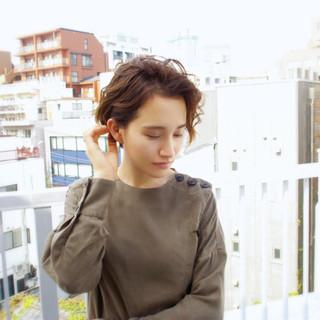 髙橋貴大さんのヘアスナップ