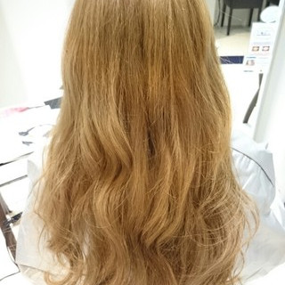 透明感 ガーリー 外国人風 ロング ヘアスタイルや髪型の写真・画像