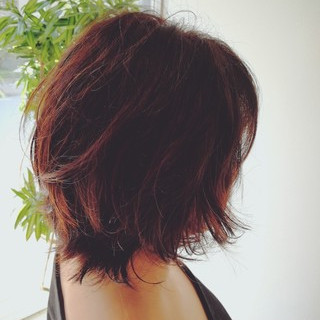 ヘアアレンジ リラックス 色気 パーマ ヘアスタイルや髪型の写真・画像