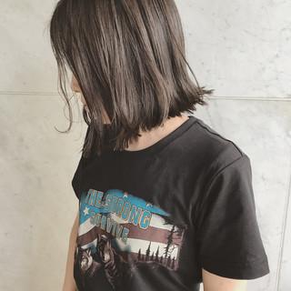 外国人風 ナチュラル ハイライト 外国人風カラー ヘアスタイルや髪型の写真・画像