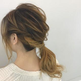 ナチュラル ヘアアレンジ 簡単ヘアアレンジ 結婚式 ヘアスタイルや髪型の写真・画像 ヘアスタイルや髪型の写真・画像