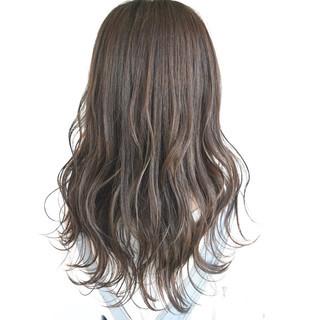 黒髪 ガーリー ミルクティーベージュ ミディアム ヘアスタイルや髪型の写真・画像