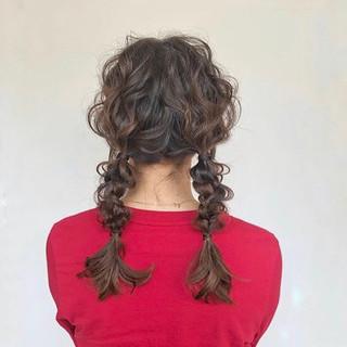 成人式 ヘアアレンジ デート セミロング ヘアスタイルや髪型の写真・画像 ヘアスタイルや髪型の写真・画像