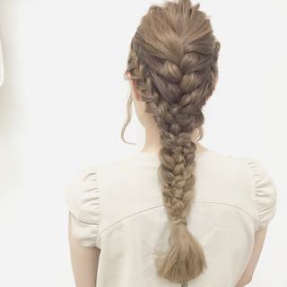 ヘアアレンジ フェミニン 大人かわいい 愛され ヘアスタイルや髪型の写真・画像