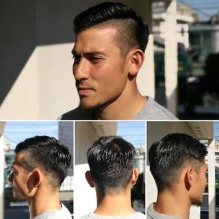 ストリート 刈り上げ ショート ボーイッシュ ヘアスタイルや髪型の写真・画像