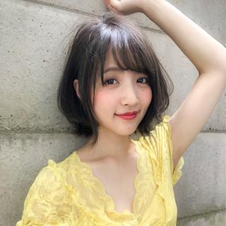 パーマ スポーツ ヘアアレンジ 夏 ヘアスタイルや髪型の写真・画像