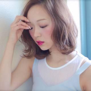 ガーリー モテ髪 パンク ボブ ヘアスタイルや髪型の写真・画像 ヘアスタイルや髪型の写真・画像