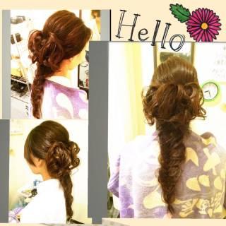 ヘアアレンジ 結婚式 アップスタイル ルーズ ヘアスタイルや髪型の写真・画像 ヘアスタイルや髪型の写真・画像