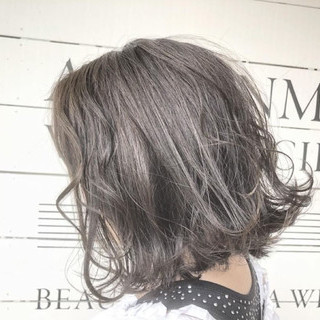 ヘアアレンジ ナチュラル 透明感 ボブ ヘアスタイルや髪型の写真・画像