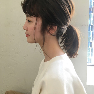 joemi by unami 森千里さんのヘアスナップ