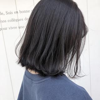 ウルフカット インナーカラー ベリーショート ショートボブ ヘアスタイルや髪型の写真・画像