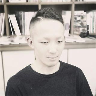 外国人風 ストリート ボーイッシュ ショート ヘアスタイルや髪型の写真・画像