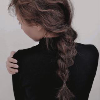 ナチュラル ハイライト 外国人風 ヘアアレンジ ヘアスタイルや髪型の写真・画像 ヘアスタイルや髪型の写真・画像