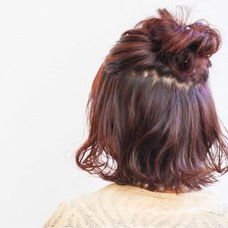 Hiroshi Kuroe 尼崎さんのヘアスナップ