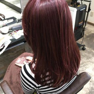 グラデーションカラー グレージュ 色気 涼しげ ヘアスタイルや髪型の写真・画像