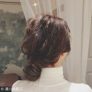 アウトドア 大人かわいい デート ロング ヘアスタイルや髪型の写真・画像
