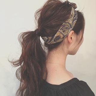 ナチュラル ヘアアレンジ ゆるふわ 大人かわいい ヘアスタイルや髪型の写真・画像 ヘアスタイルや髪型の写真・画像