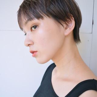 オフィス エフォートレス フェミニン ヘアアレンジ ヘアスタイルや髪型の写真・画像